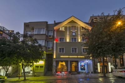 Istanbul holiday hotel 3*