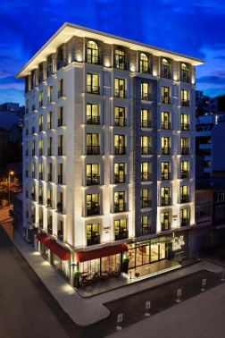 Icon Istanbul Hotel 4*