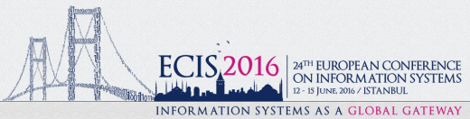 24 th European Conference on Information Systems  (ECIS 2016)